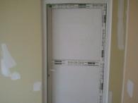 Межкомнатная ПВХ дверь
