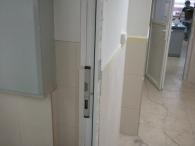 Межкомнатная ПВХ дверь - монтаж