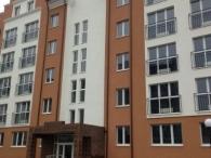 Остекление многоквартирного дома в Зеленоградске