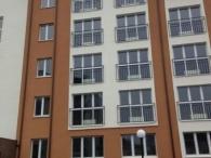 Остекление многоквартирного дома в Зеленоградске - фото 3