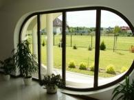 овальное панорамное окно