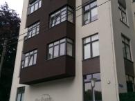 Остекление жилого дома в Светлогорске - фото 3