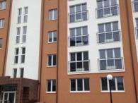 Остекление многоквартирного дома в Зеленоградске- фото 2