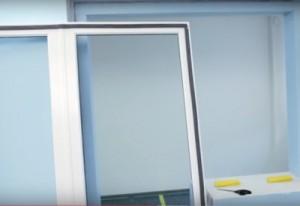 фото монтажа пластикового окна