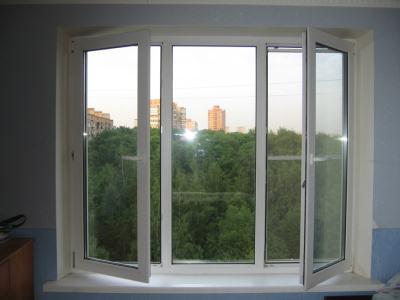 внешний вид пластикового окна фото
