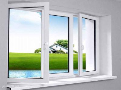 изображение белого пластикового окна