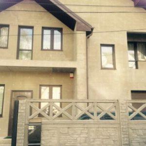 Остекление особняка по ул. Холмогорская
