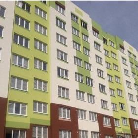 Остекление многоквартирного дома на ул. Читинская